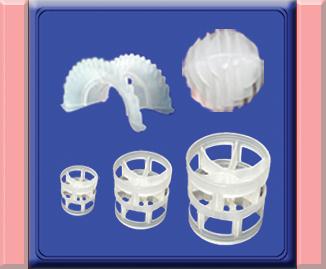 سدل رینگ پلاستیکی - رندوم پکینگ